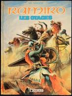 William Vance - RAMIRO - ( 8 ) - Les Otages  - Éditions Dargaud - ( 1984 ) . - Bücher, Zeitschriften, Comics