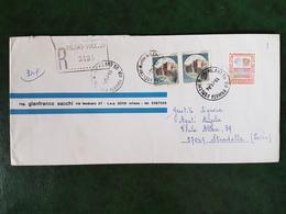 (32332) STORIA POSTALE ITALIA 1984 - 6. 1946-.. Repubblica