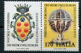 Italia Repubblica (1980) - Firenze E La Toscana Dei Medici ** - 6. 1946-.. Repubblica