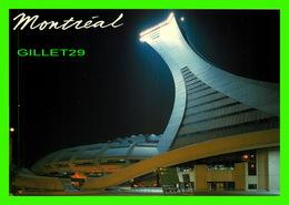 MONTRÉAL, QUÉBEC - STADE OLYMPIQUE / OLYMPIC STADIUM - PHOTO TIBOR BOGNAR - MESSAGERIE DE PRESSE BENJAMIN INC - - Montreal