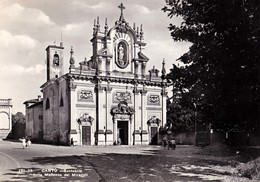 CANTU' (CO) - Santuario Della Madonna Dei Miracoli - F/G - V: 1962 - Other Cities