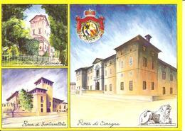ITALIA - 1998 SORAGNA (PR) 21^ Mostra Artigianato Agricoltura Commercio Su Cartolina Speciale - Vacanze & Turismo