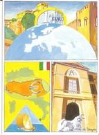 ITALIA - 1999 SORAGNA (PR) 22^ Mostra Artigianato Agricoltura Commercio Su Cartolina Speciale - Altri