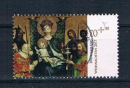 BRD/Bund 2017 Weihnachten Mi.Nr. 3340 Gest. - Used Stamps