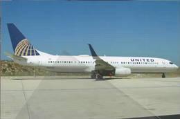 United Airlines B737 N62889 Los Angeles - 1946-....: Era Moderna