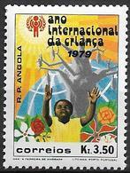 1980 Angola Mi. 626**MNH  INTERNATIONAL YEAR OF THE CHILD - Paraguay