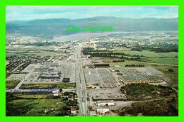 CHICOUTIMI, QUÉBEC - VUE AÉRIENNE DE LA VILLE - CIRCULÉE EN 1977 - - Chicoutimi