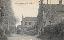 SAINTE CERONNE Le Bourg - France