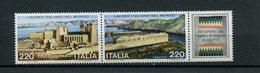 Italia Repubblica (1980) - Il Lavoro Italiano Nel Mondo, 1° Emissione ** - 1971-80: Neufs