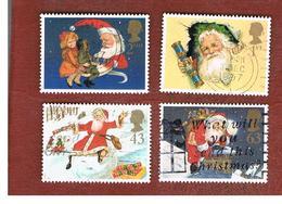 GRAN BRETAGNA.GREAT BRITAIN -  SG 2006.2010  -  1997   CHRISTMAS   - USATI - 1952-.... (Elisabetta II)