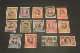 K20165 - Set  Mixed Quality Vatican City 1946 - SC. 110-121,E9-10 - Council Of Trent - Vatican