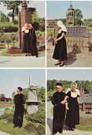 Zeeuwse Klederdrachten - ZEELAND In 't Klein - Costumes - Folklore - Nederland