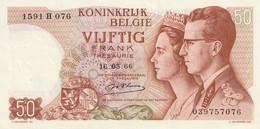 50 Francs 1966 - [ 6] Tesoreria