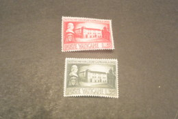 K20207 - Set MNH Vatican City 1957 - SC.  223-226 - Capricana College - Vatican