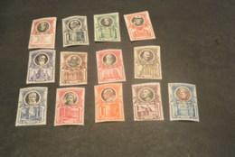 K20217 - Set MNH  Vatican City 1953 - SC. 158-168 - - Vatican