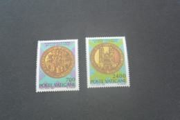 K20250 -set  MNH  Vatican City 1987 - SC. 783-784 - Christianization Of Latvia - Nuovi
