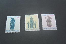 K20257 -set  MNH  Vatican City 1987 - SC. 816-818 - 785-787 - Christianization Lithuania - Nuovi