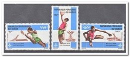 Benin 1976, Postfris MNH, Olympic Summer Games - Benin – Dahomey (1960-...)
