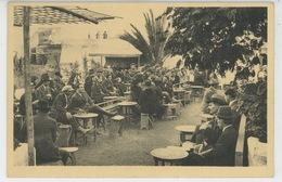 AFRIQUE - MAROC - RABAT - Le Café Maure Des Oudaïas - Rabat