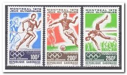 Gabon 1976, Postfris MNH, Olympic Summer Games - Gabon (1960-...)