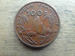 Polynesie  Francaise  100  Francs  2005  Km 14 - Polynésie Française