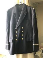 Uniforme Complet Officier Marinier Supérieur ( Veste Et Pantalon, Casquette) ,excellent état - Uniformes