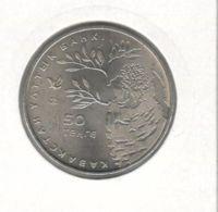 Kazakhstan. Coin. 50 Tenge. 2011. UNC. Hawk Owl - Kazachstan