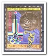 Centraal Afrika 1979, Postfris MNH, Olympic Summer Games - Centraal-Afrikaanse Republiek