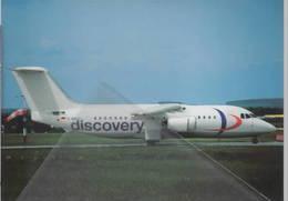 Discovery Travel Bae 146-200 D-AWUE At Praga - 1946-....: Era Moderna
