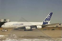 Airbus Industrie A380 F-WWJB HL-634 - 1946-....: Era Moderna
