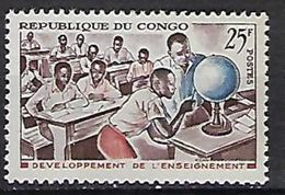 "Congo YT 167 "" Enseignement "" 1964 Neuf** - Neufs"