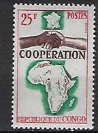 "Congo YT 170 "" Coopération "" 1964 Neuf** - Neufs"