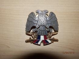 Ecusson Armée Serbe (Yougoslavie) - Militaria