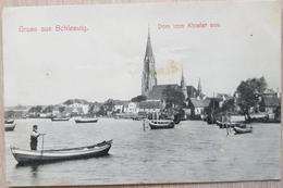 Germany Gruss Aus Schleswig 1909 - Germania