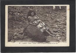 CPA Tahiti Océanie Polynésie Française Non Circulé Nu Féminin Nude - Tahiti