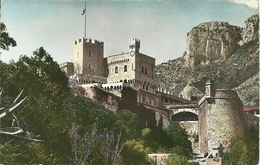 Principaute De Monaco, Montecarlo, Le Palais De S.A.S. Le Prince, La Tour De Etendard Et La Tour De L'Horloge - Palazzo Dei Principi
