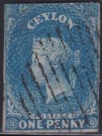 Ceylon       .   SG      .    2a     .      O     .    Cancelled     .   /    .   Gebruikt - Ceylon (...-1947)