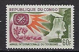 """Congo YT 211 """" Tourisme """" 1967 Neuf** - Neufs"""