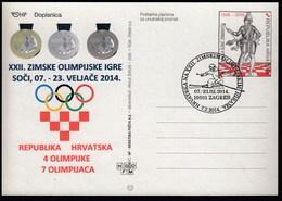 Croatia Zagreb 2014 / Croatia On The Olympic Games Sochi 2014 / Alpine Skiing - Inverno 2014: Sotchi