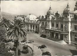 Principaute De Monaco, Montecarlo, Le Casino, Il Casinò, Voitures, Auto D'Epoca, Cars - Casinò
