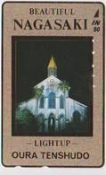 RELIGION - JAPAN-030 - CHURCH NAGASAKI - Ontwikkeling