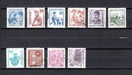 Corea Del Sur  1962-63  .   Y&T  Nº    276/284 - Corea Del Sur