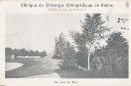 51 // Clinique De Chirurgie Orthopédique De REIMS, Un Coin Du Parc - Reims