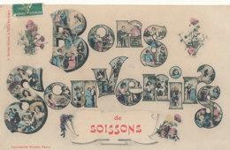02 // Bons Souvenirs De SOISSONS - Soissons