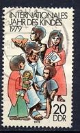 Allemagne Démocratique - Germany - Deutschland 1979 Y&T N°2088 - Michel N°2423 (o) - 20p Aide à L'enfance - [6] République Démocratique