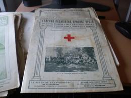 Glasnik Podmladka Crvenog Krsta  Junior Red Cross News  Beograd 1925 16 Pages RSK Cacanskih Osnovnih Skola U Zici - Books, Magazines, Comics