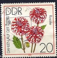 Allemagne Démocratique - Germany - Deutschland 1979 Y&T N°2101 - Michel N°2436 (o) - 20p Rosalie - [6] République Démocratique