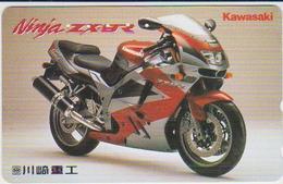 MOTORBIKE - JAPAN-006 - KAWASAKI - Motorbikes