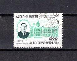 Corea Del Sur  1963  .   Y&T  Nº    319 - Corea Del Sud