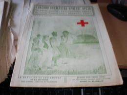 Glasnik Podmladka Crvenog Krsta  Junior Red Cross News  Beograd 1925 16 Pages Srpski Daci Ajacio Korzika - Books, Magazines, Comics